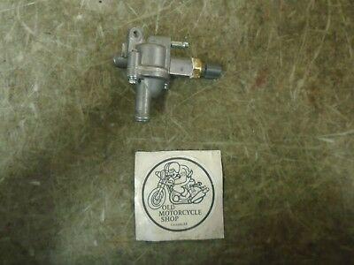 2008 Honda Cbr125 Thermo Housing And Temperature Sensor Without Thermostat
