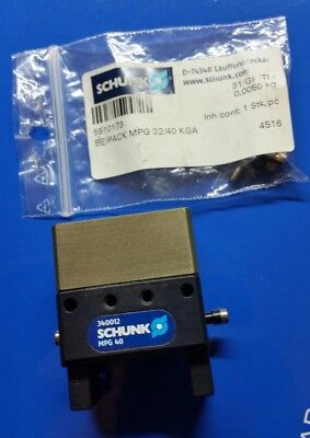 Schunk Parallel Gripper  MPG 40   340012