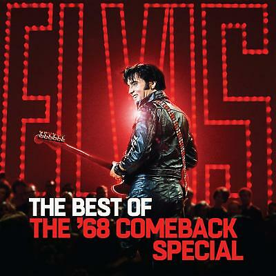 The Best of The '68 Comeback Special by Elvis Presley Audio CD NEW