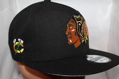 a4c179cc8d9 CHICAGO BLACKHAWKS NEW Era NHL All Day 9Fifty