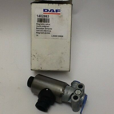 DAF gearbox Magnetic Solenoid valve genuine part no 1402863