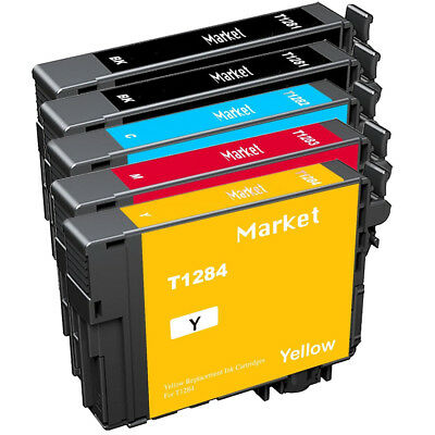 5x Ink cartridges for epson stylus S22 SX435W SX125 SX130 SX235W BX305FW Printer