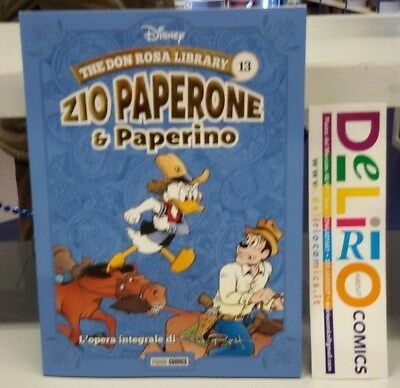 THE DON ROSA LIBRARY:ZIO PAPERONE E PAPERINO VOL.13 Ed. PANINI COMICS SCONTO 10%