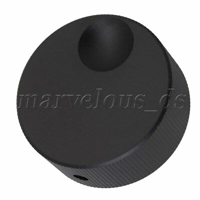 Aluminium Alloy Potentiometer Knob 32x13MM Volume Sound Control Adjust Knob