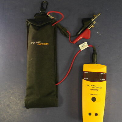 Fluke TS100 Pro Cable Fault Finder, Very Good Condition