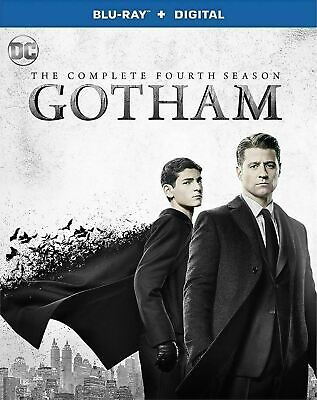 Gotham: The Complete Fourth Season  [Blu-ray] New and Factory Sealed!!