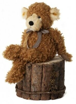 SPECIAL OFFER! Charlie Bears Bearhouse PEVERIL (Brand New Stock!)