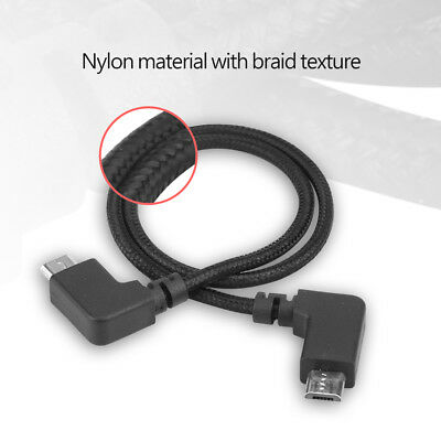 29cm Remote Controller USB Data Cable to Tablet for DJI Spark Mavic Pro RC Drone