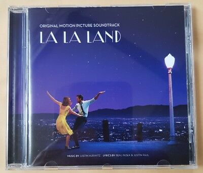 La La Land Soundtrack Cd 2017
