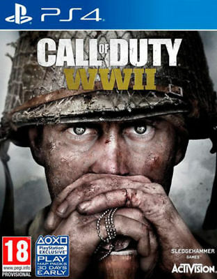 Call of Duty WWII Ps4 DESCARGA - DIGITAL - SECUNDARIA - WW ll - 2 - GARANTIA -