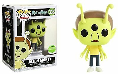 Funko Pop Animation Alien Morty 338 Rick and Morty 2018 ECCC Exclusive