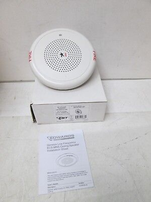 EST HF Ceiling Speaker 70V White Fire - GCHFWF-S7 NEW FREE SHIPPING