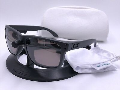 1da400f827e Oakley OO9102-B5 HOLBROOK™ PRIZM™ DAILY POLARIZED STEEL COLLECTION AUTHENTIC