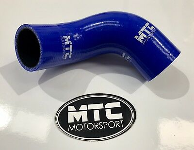 Mtc Motorsport Mini Cooper 1.6D R55 R56 Turbo To Intercooler Upper Silicone Hose
