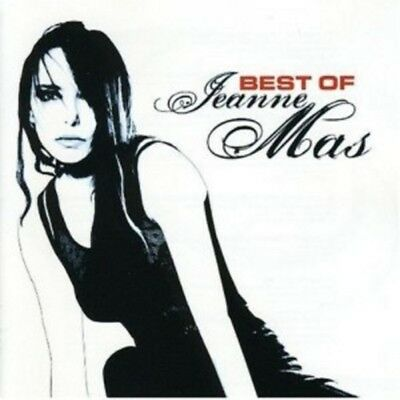 Jeanne Mas - Best Of Jeanne Mas  Cd  16 Tracks French Pop Compilation  Neuf
