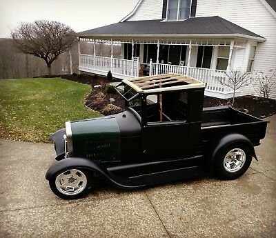 1928 Ford Other Pickups  1928 1929 Ford Model A Pickup Truck  Hot Rod, Street, Halibrand 1932, 1933, 1934