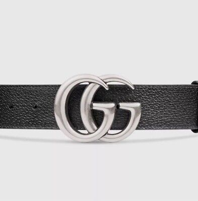 the latest 540a1 8603f CINTURA GUCCI UOMO