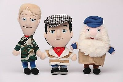 Only Fools and Horses Official Talking Plush Figures - Select Del Rodney Albert