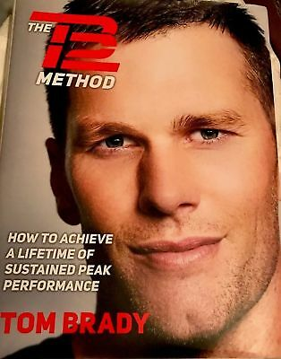 TB12 Method How to Achieve a Lifetime of Sustained Peak Performance E- Book PDF