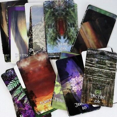A Dose Of Reality Oracle Cards By Kiarna Ella 33 Cards