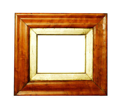 """19th C.Bird/'s-Eye-Maple Picture Frames,19 3//4/"""" X18 1//8/"""" overall,Sold Separately"""
