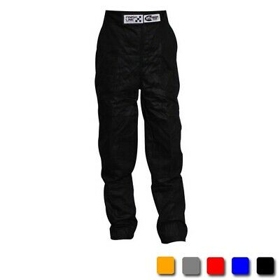 Finishline Qualifier Race Two Layer SFI 3.2A/5 Rated Racing Suit Pants Only