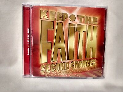 Rare Keep The Faith Second Chances Lost Lead Me Time Life NEW cd5870