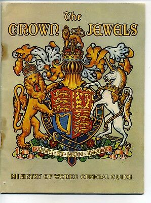 The Crown Jewels  Ministry Of Works Official Guide