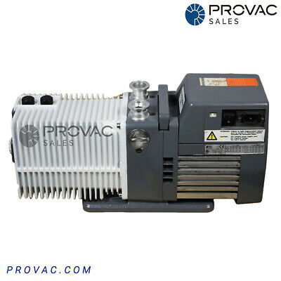 ALCATEL PASCAL 1005 SD Rotary Vane Pump With Inlet Port Used
