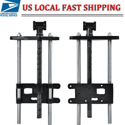 10 5inch Cabinet Maker S Vise Woodworking Bench Clamp Cast Steel Wood Heavy Duty 66 49 Picclick