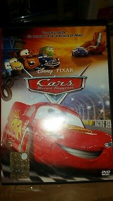Disney Pixar Cars Dvd Ita No Blu Ray 4K