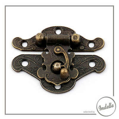 Metal Buckle Clasp Hasp Latch Box Hardware Accessories Craft