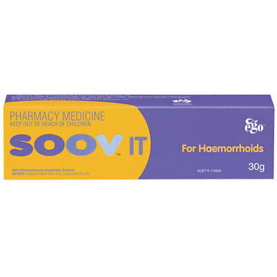 Soov It For Haemorrhoids (30 G)