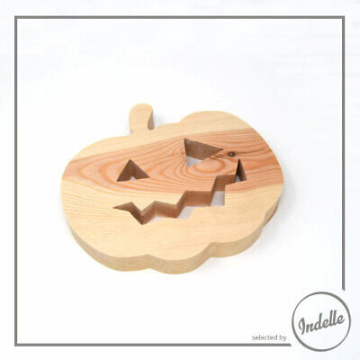Pumpkin Wooden Craft Shape