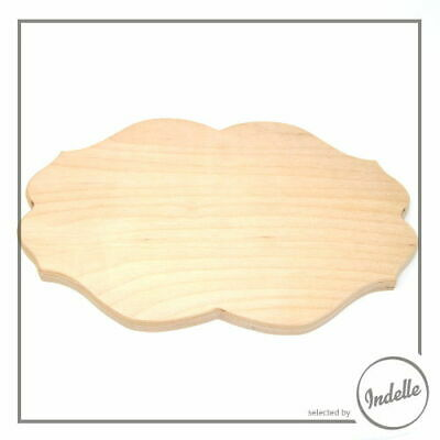 Wooden Craft Shape