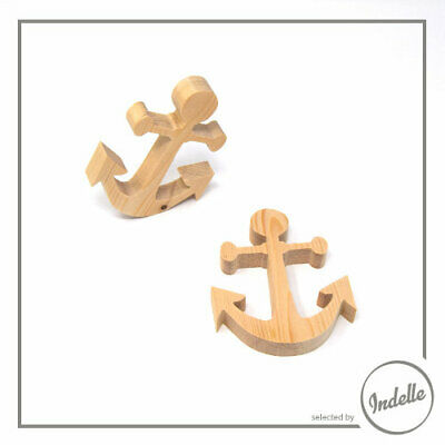 Anchor Wooden Craft Shape