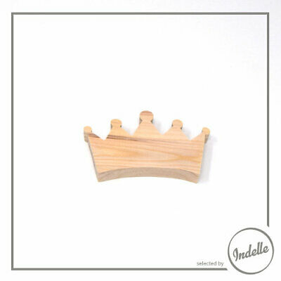 Crown Wooden Craft Shape