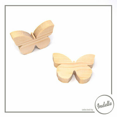 Butterfly Wooden Craft Shape