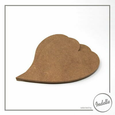 Heart Wooden Craft Shape