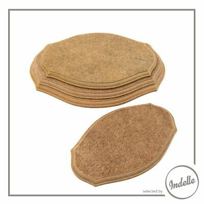 Wooden Craft Shapes 4 Pack
