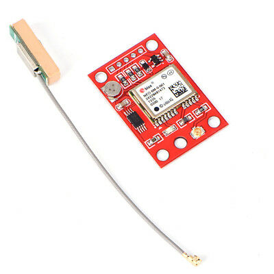 GYNEO6MV2 GPS Module NEO-6M GY-NEO6MV2 Board With Antenna For Arduino ATAU