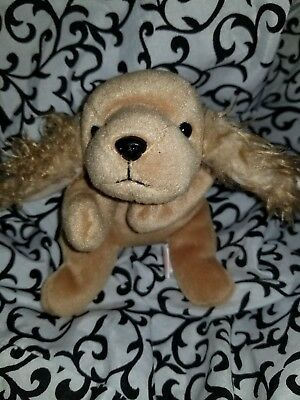 278a9b175b4 TY BEANIE BABY Spunky The Cocker Spaniel (1997) Retired -  6.00 ...