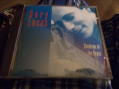 Gary Lucas Cd Skeleton At The Feast Brand New Sealed