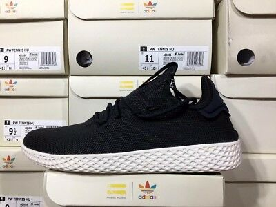 0b90b3266fa08 NIB ADIDAS PHARRELL WILLIAMS TENNIS HU SHOES  AQ1056 Msrp  110 (DEADSTOCK)