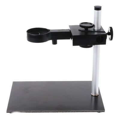 Universal Digital USB Microscope Stand Holder Support Bracket Adjust up and down