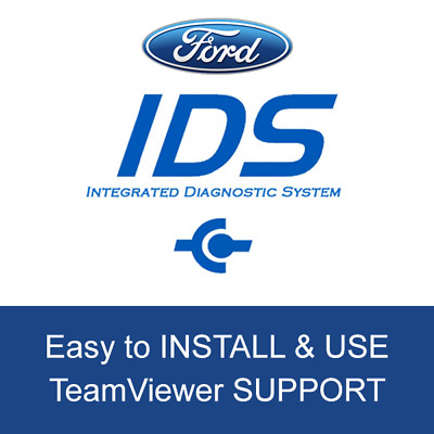 2019 Ford IDS V112.05 Diagnostic Software for Ford VCM VMware easy installation