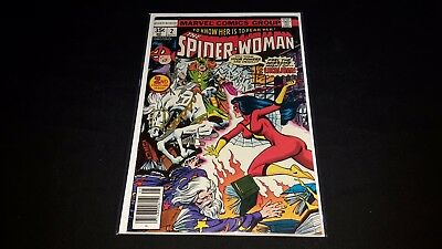 Spider-Woman #2 - Marvel Comics - May 1978 - 1st Print