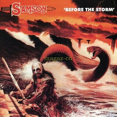 CD: SAMSON - Before The Storm (1982)