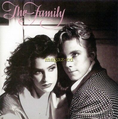CD: THE FAMILY (Prince) - The Family (1985)