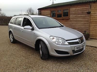 Vauxhall/Opel Astra 1.3CDTi 16v ( 90ps ) 2007.5MY Club estate, NOW SOLD.
